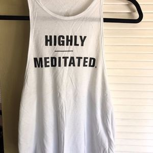 Lululemon Muscle Love Tank (Highly Meditated)